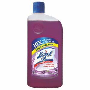 Lizol Lavender Disinfectant Surface Cleaner