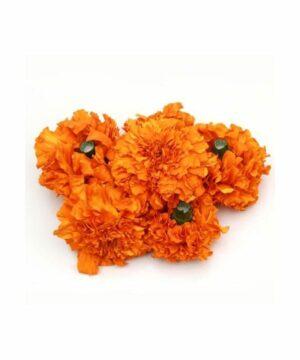 Marigold Orange Flower Mala