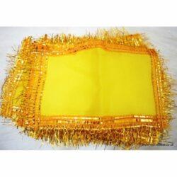 Mata Ki Chunri Yellow