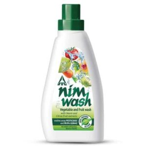 Nimwash Vegetable & Fruit Liquid Wash