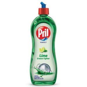 Pril Perfect Lime Dishwash Liquid