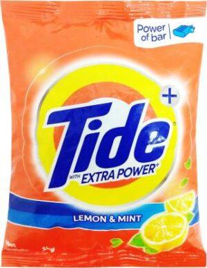 Tide Plus Lemon & Mint Detergent Powder