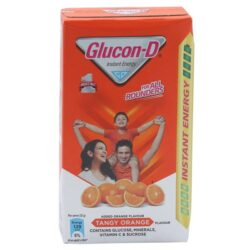 Glucon-D Tangy Orange